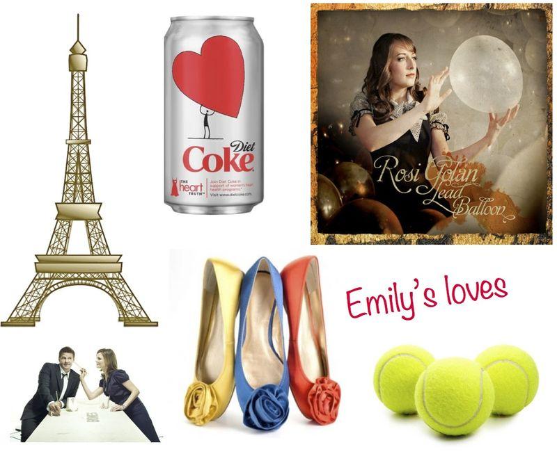 Emily's loves